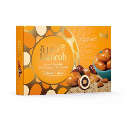 Tamrah Caramel Chocolate Gift Box 310gm