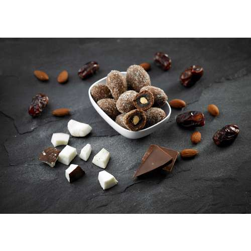 Tamrah Coconut Chocolate Stand Box 400gm