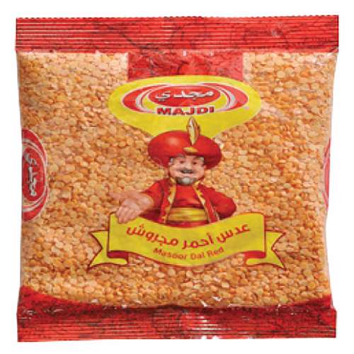 Majdi Masoor Dal Red 800gm