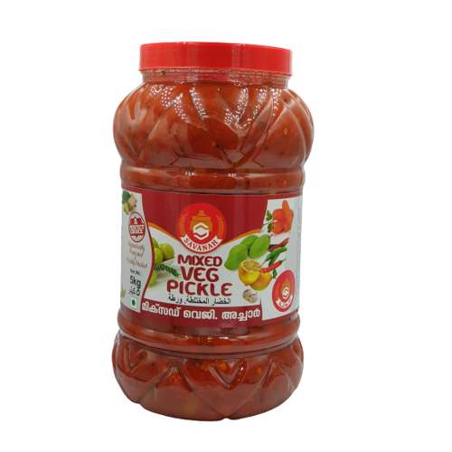 Savanah Vegetable Pickle -5kg