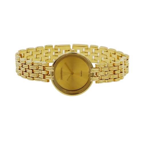 Trend Setter Women''s Gold Watch - Alloy Metal TD3101L-1
