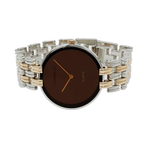 Trend Setter Men''s Two Tone Rose Watch - Alloy Metal TD3101M-7