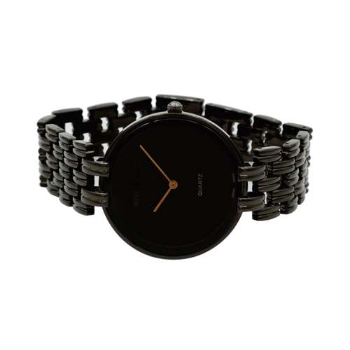 Trend Setter Men''s Black Watch - Alloy Metal TD3101M-8