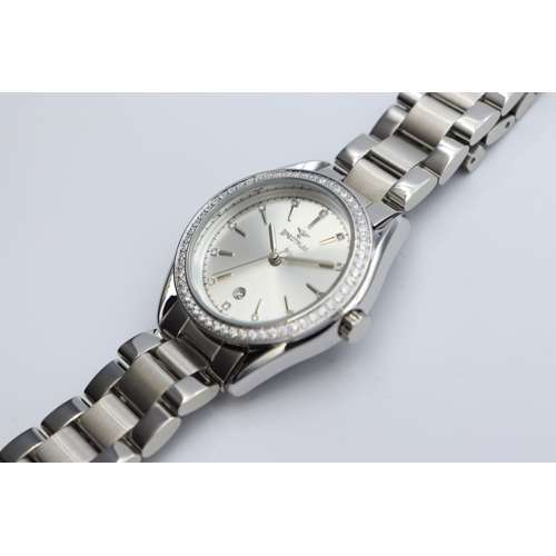 Challenger Women''s Silver Watch - Stainless Steel S25167L-9