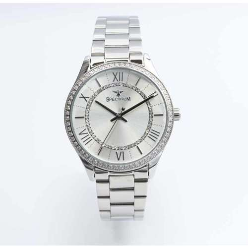 Challenger Women''s Silver Watch - Stainless Steel S25169L-9