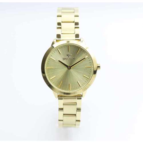 Truth Seeker Women''s Gold Watch - Stainless Steel S25170L-1