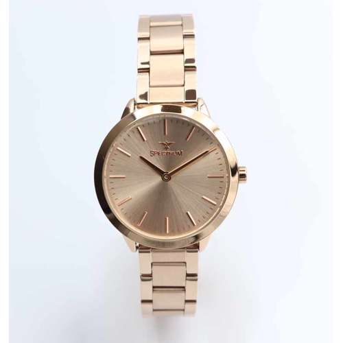 Truth Seeker Women''s Rose Gold Watch Set - Stainless Steel S25170L-8B