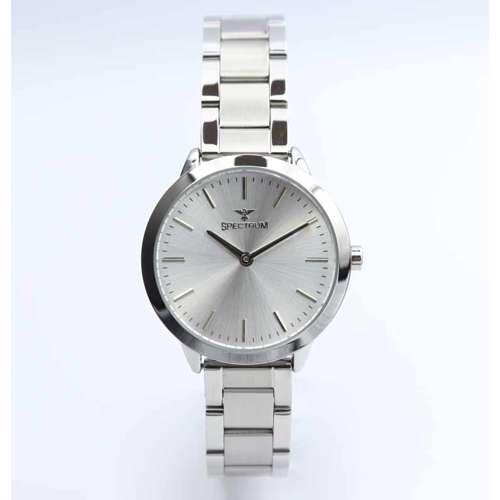 Truth Seeker Women''s Silver Watch Set - Stainless Steel S25170L-9B