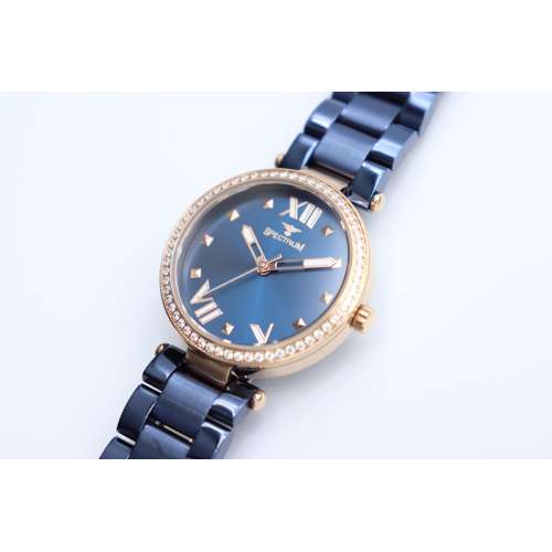 Creative Women''s Blue Watch - Stainless Steel S25171L-4