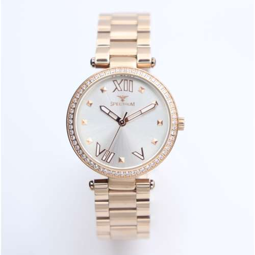 Creative Women''s Rose Gold Watch - Stainless Steel S25171L-8