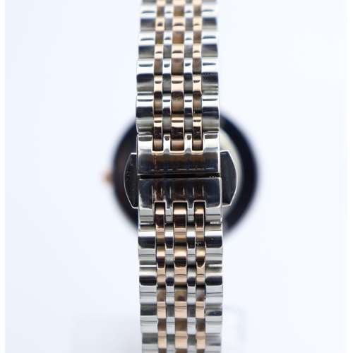 Creative Women''s Two Tone Rose Watch - Stainless Steel S25172L-4