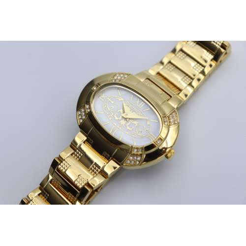 Creative Women''s Gold Watch - Stainless Steel S27001L-1