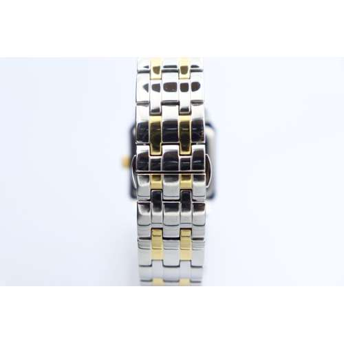 Creative Women''s Two Tone Watch - Stainless Steel S27010L-3