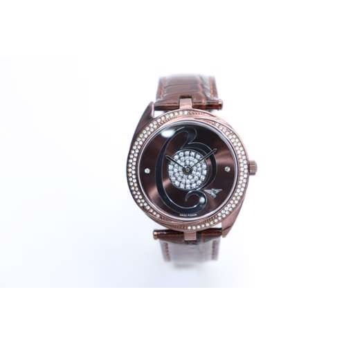 Creative Women''s Brown Watch - Leather S27013L-3