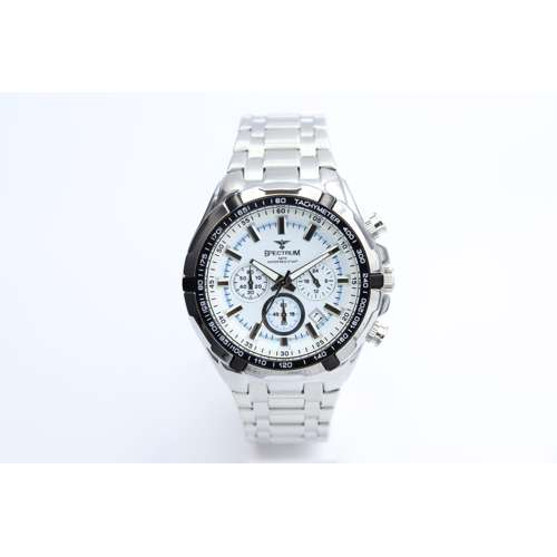 Explorer Men''s Silver Watch - Stainless Steel S82439M-1