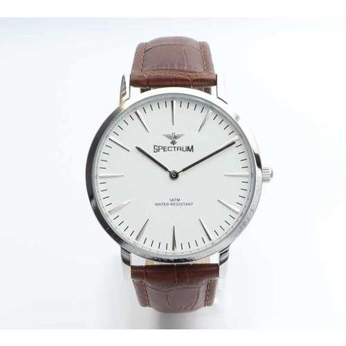 Truth Seeker Men''s Brown Watch - Leather S82481M-1