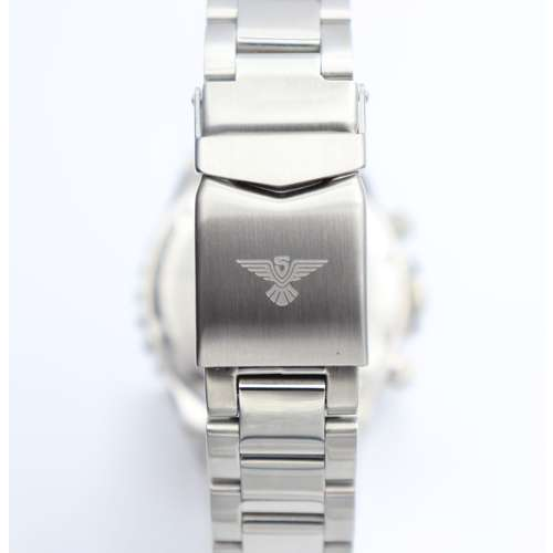 Explorer Men''s Silver Watch - Stainless Steel S92988M-1