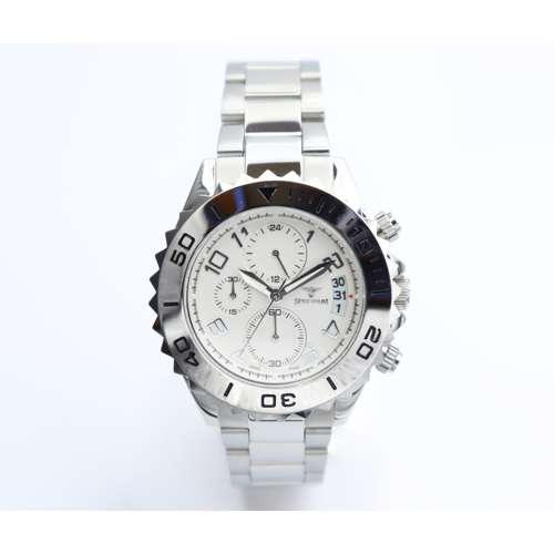 Explorer Men''s Silver Watch - Stainless Steel S92988M-3