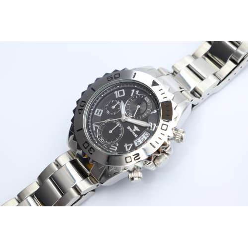 Explorer Men''s Silver Watch - Stainless Steel S92988M-4