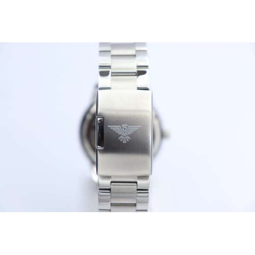 Challenger Men''s Silver Watch - Stainless Steel SP93146M-3