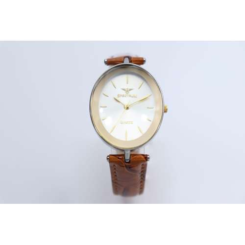Creative Women''s Brown Watch - Leather SP93250L-1