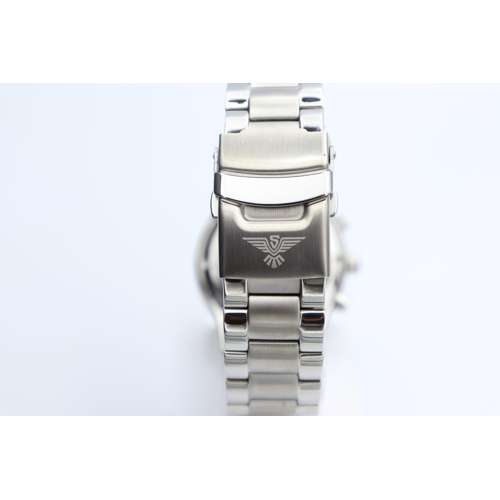 Explorer Men''s Silver Watch - Stainless Steel SP93334L-3