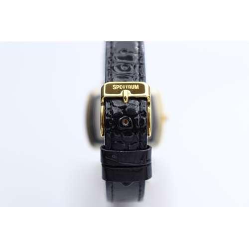 Creative Women''s Black Watch - Leather SP93423L-3