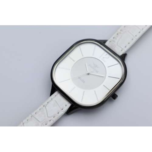 Creative Women''s White Watch - Leather SP93474L-2
