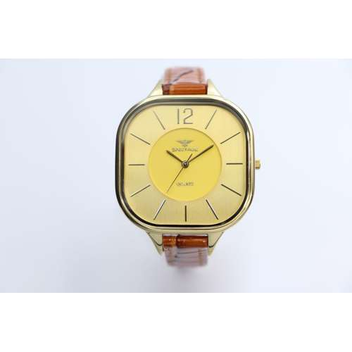 Creative Women''s Brown Watch - Leather SP93474L-4