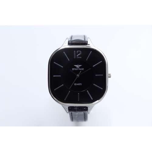 Creative Women''s Black Watch - Leather SP93474L-7