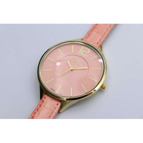 Creative Women''s Pink Watch - Leather SP93475L-4