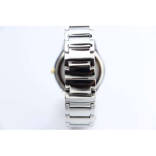 Challenger Men''s Silver Watch - Stainless Steel SP93487M-5