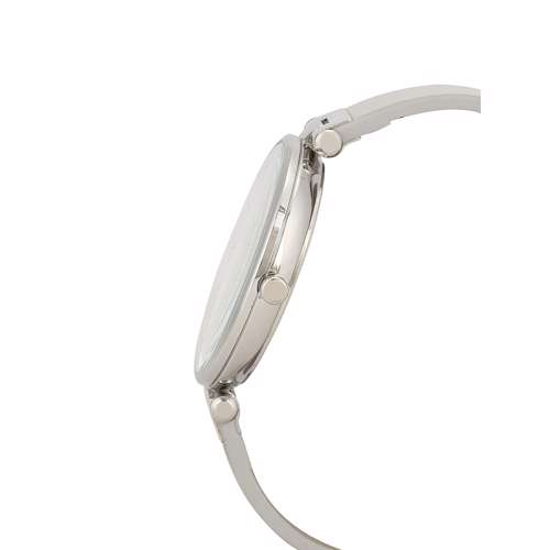 Leather Womens''s Grey Watch - DK.1.12260-1