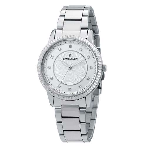 Stainless Steel Womens''s Silver Watch - DK.1.12262-4