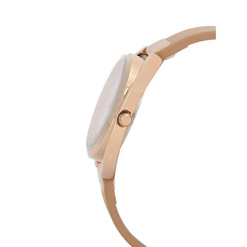 Leather Womens''s Creem Watch - DK.1.12289-4