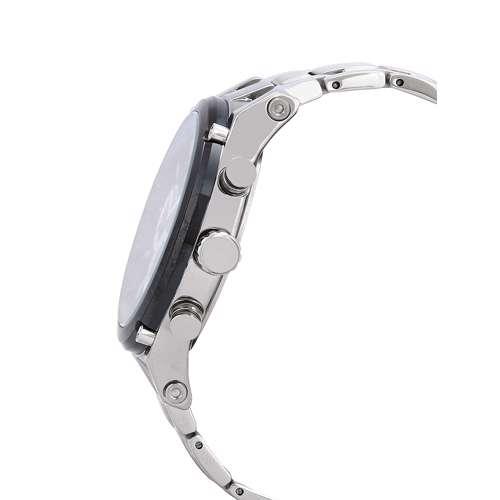 Stainless Steel Mens''s Silver Watch - DK.1.12297-2