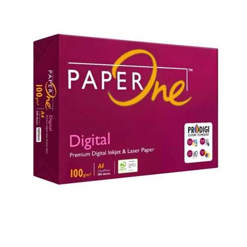 PaperOne Digital (100 gsm) A4 size Reams (500 sheets) 4 Reams in a Carton