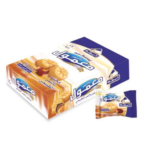 Deemah Date Maamoul 21gm Box 16Pcs