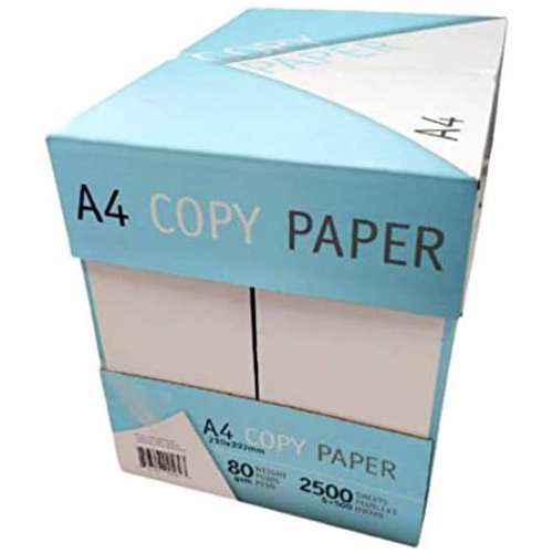 Copy Paper A4 Photo Copy Paper 80Gsm-5 Ream/Box