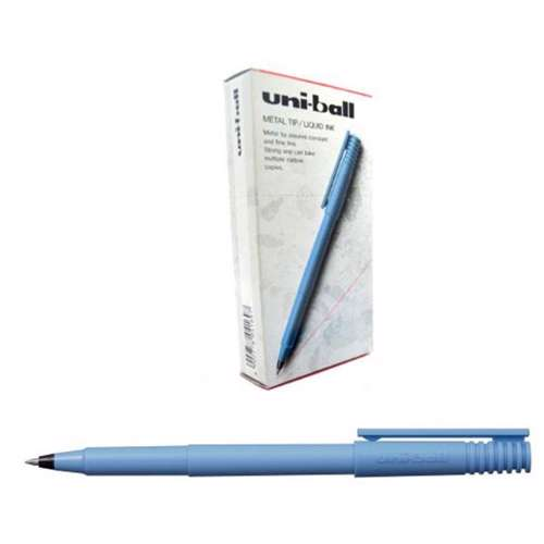 Uni-Ball Uni Roller Pen Ub-100-12 Pcs/Pkt