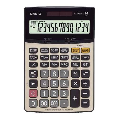 Casio Calculator DJ-240
