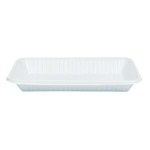 MPC Plastic PP Rectangular Tray White V3 - 9kg 360pcs