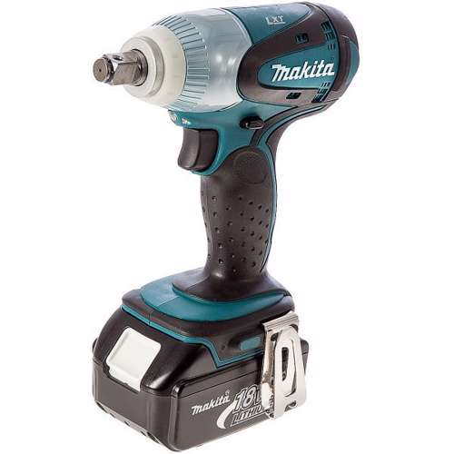 Makita DTW251RTJ 1/2 Impact Wrench Square Drive 12.7MM, 0-3200 IPM 18VDC