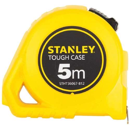 Stanley STHT36127-812 Short Tape Rules 5M/16''x19mm