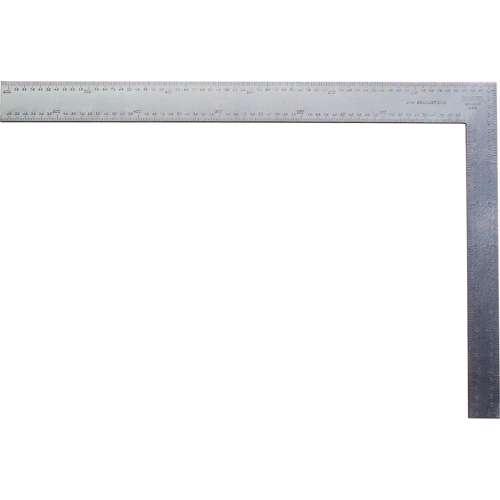 Stanley 45-600 Carpenter Steel Square 400mm Metric-Imperial