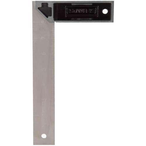 Stanley E-46532 Try Square Cast Zinc Handle 200mm