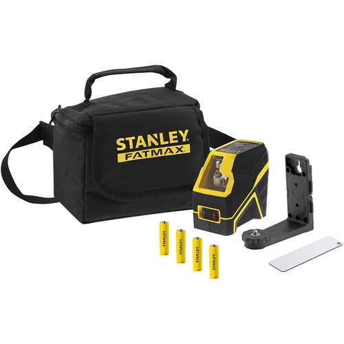 Stanley Fmht77585-1 Fatmax Cross Line Laser Red