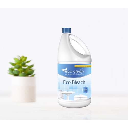 Eco Clean Bleach (Clear) - 3.78L