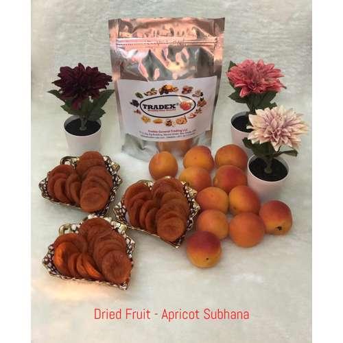Apricot Dried Fruit - 250g (1x4)