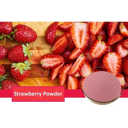 Strawberry Fruit Powder (4x200g)